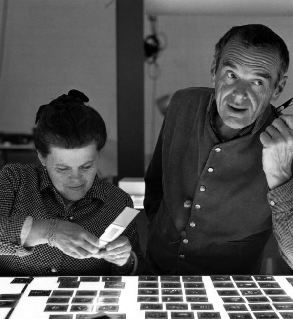 Ray en Charles Eamas