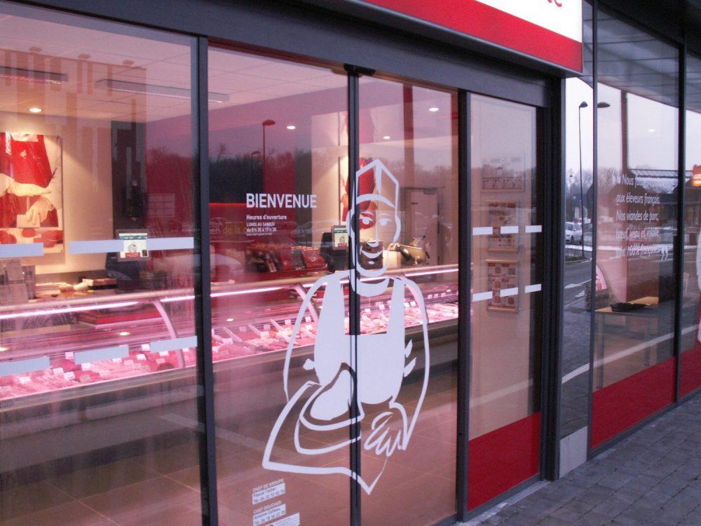 Inkom slagerij Renmans
