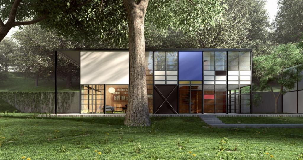Huis Charles & Ray Eames