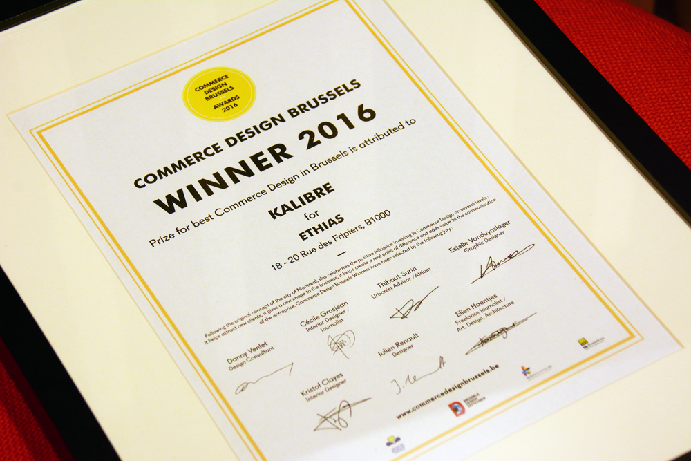 winner commerce design brussels