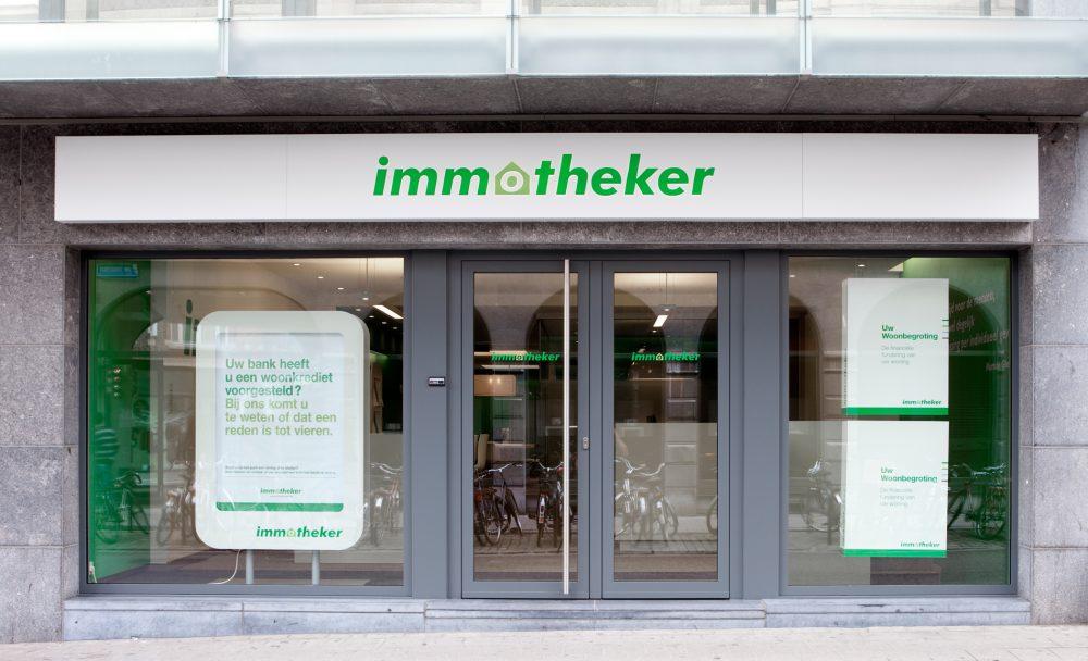 façade Immotheker